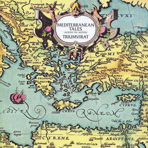 Triumvirat альбом Mediterranean Tales