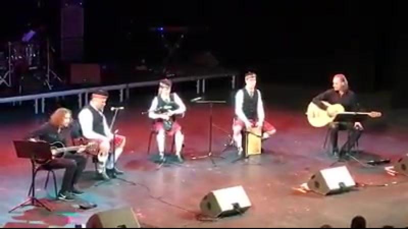 Scottish Smallpipes, Moscow and District Pipe Band (Оркестр Волынщиков Москвы, ММДМ)