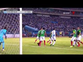 Honduras 3 - méxico 2 highlights _ rumbo al mundial _ telemundo deportes
