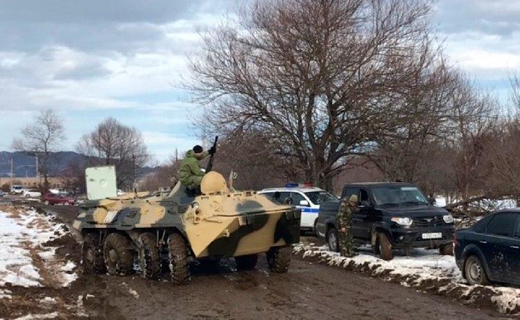 В Зеленчукском районе снят режим контртеррористической операции