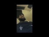 Lebron James зажигает под «Revival» (20/12/2017)