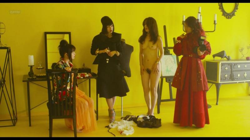 Ами Томитэ, Марико Цуцуи, Хонока Исибаси - Антипорно, Ami Tomite, Mariko Tsutsui, Ami Fukuda, Honoka Ishibashi - Antiporno
