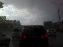 дождь в Новосибирске