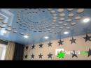 Резной потолок