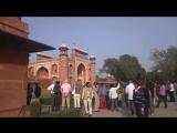 Taj Mahal Северный вход