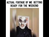Как я готовлюсь к выходным
