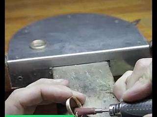 Как изготавливают кольца