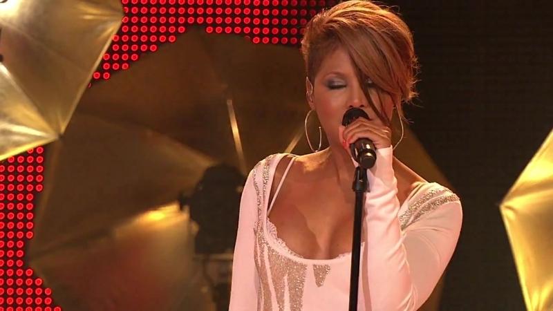 Toni Braxton Yesterday live 2010