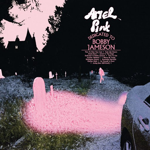 Ariel Pink альбом Dedicated to Bobby Jameson