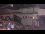 Самое мощное за 30 лет землетрясение в Мексие