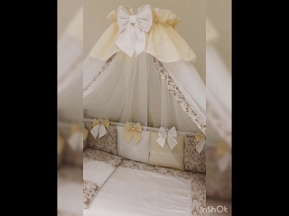 комплектов в кроватку Эльза