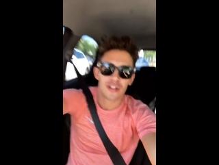 Cantare di macchina 😂