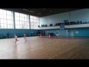 ЧГфз-U9 ДЮФК Голкипер - ДЮСШ Металлург 10(2) 1:7 І тайм 18.02.2018 Спорткомплекс Динамо