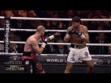 2017.10.14 George Groves vs Jamie Cox