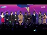 [Видео] 171201 GOT7 @ Mnet Asian Music Awards 2017 в Гонконге
