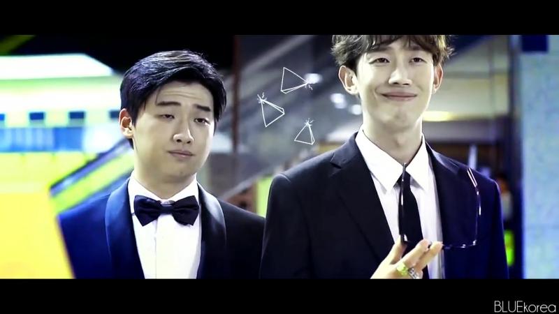 Let's Fight Ghost - 싸우자 귀신아 - Kim In Rang Choi Chun Sang - MV - 2016
