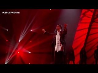 MELOVIN - Under The Ladder. Финал. Национальный отбор на Евровидения-2018