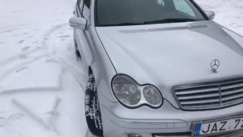 Mercedes C220 2007 року в наявності 5000 $