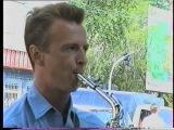 Владимир Кощеев (саксофон), Виктор Смирнов (скрипка) - Уличный концерт в Екатеринбурге