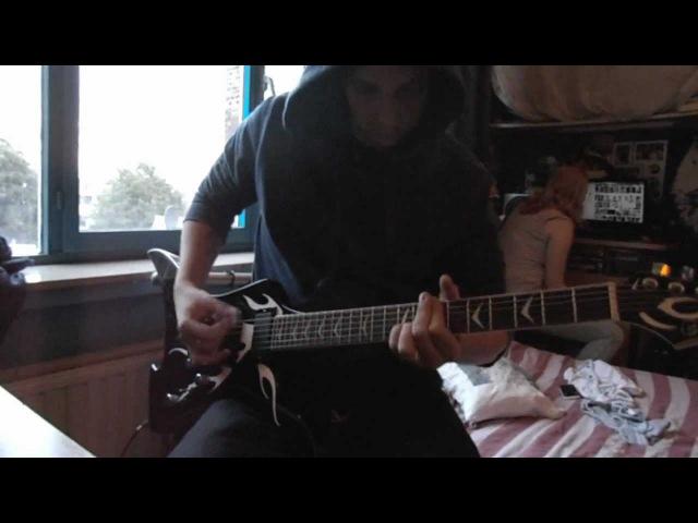 Oomph!-Augen Auf (guitar cover)