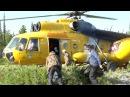 Аэросъёмка маршрута Перевал Дятлова на квадроциклах Плато МаньПупуНер на вертолёте Dyatlov Pass