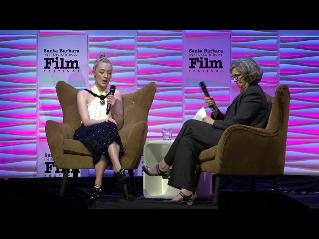 SBIFF 2018 Saoirse Ronan Discusses Film Today Future Projects