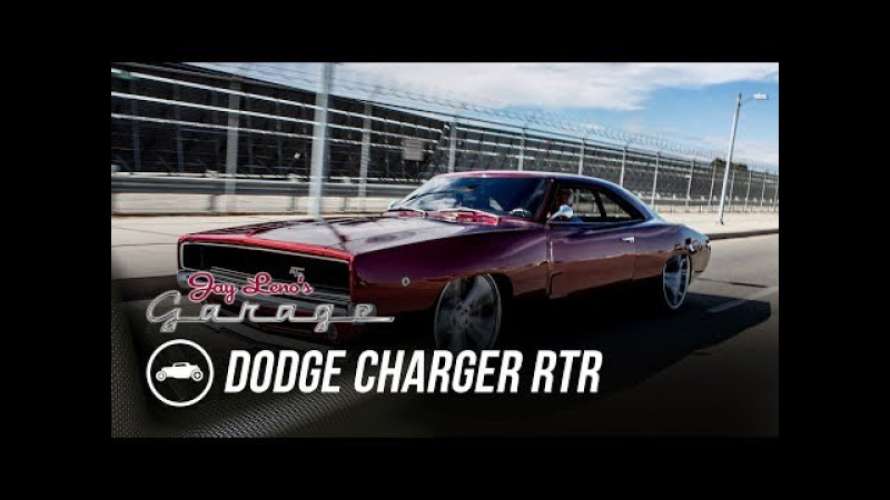1968 Dodge Charger RTR - Jay Lenos Garage
