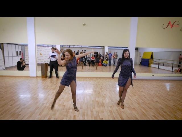 Шоу номер от ТД Пандора чачача Miss and Mister Dance Siberia 2018