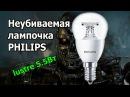 Неубиваемая лампочка Philips lustre 5.5Вт