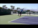 Nick Kyrgios - Slow Motion Serves - Indian Wells 2015