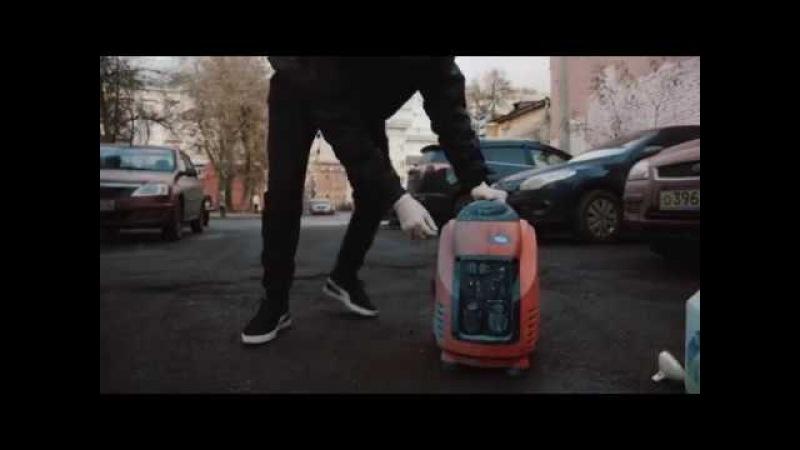 Sketch Spray / История российского предпринимательства