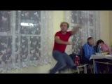 Nicolas Cage at russian party