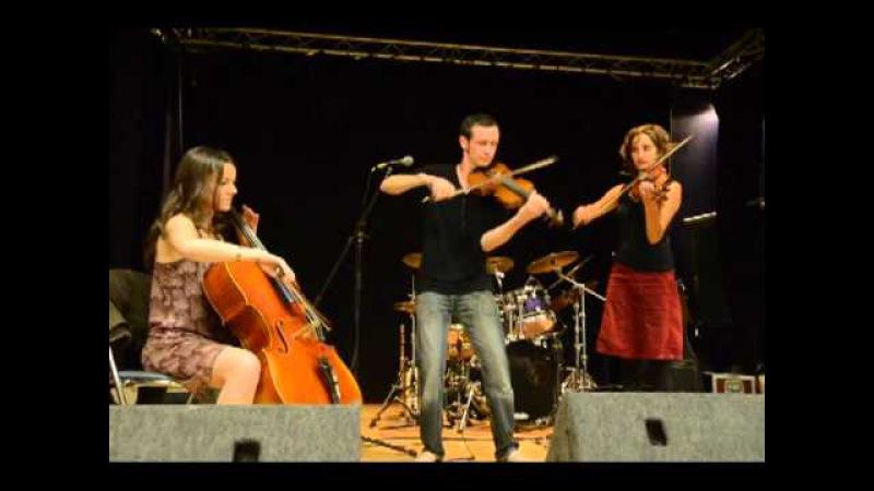 Dour/Le Pottier Quartet - Ronde de Loudéac - Assembiés Gallèses 2012