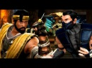 Mortal Kombat Komplete Edition SCORPION ALT Vs SUB-ZERO MKX in MK9 Costume Skin PC Mod by AlterL