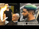 ✂️💈 BEST BARBER IN THE WORLD 2018 U.S.A / Videos Compilation Styles for Men's 19