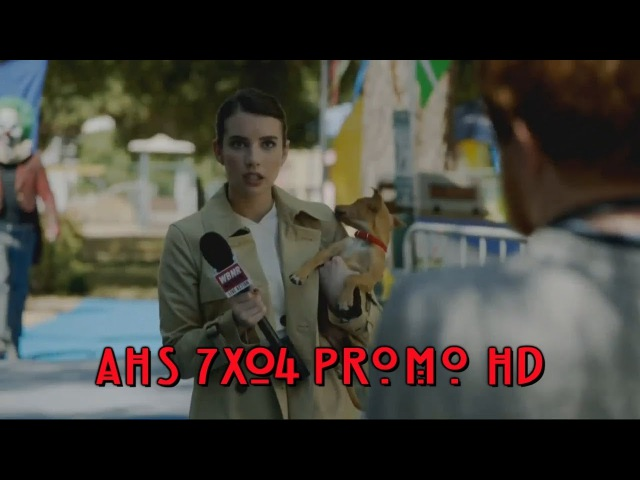 American Horror Story Cult - 7x04 PROMO 11/9 S07E04 HD