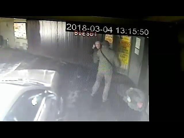 Подполковник запаса развед-управления Мин. обороны Украины избил сотрудников гаражного кооператива