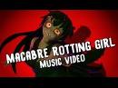 Halloween Animation - 💀 Macabre Rotting Girl 💀