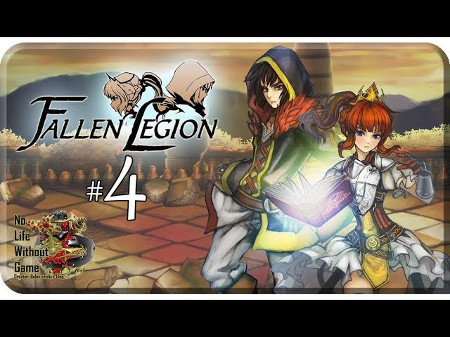 Fallen Legion Plus4 - Подозрения Прохождение на русскомБез комментариев