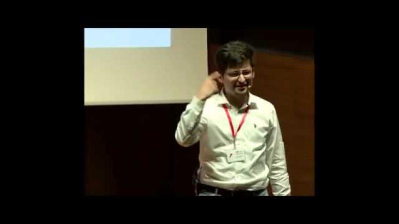 Fərqinə varmaq. Fərqli düşünmək. Fərqli olmaq   İmran Bagirov   TEDxBakı (TEDxBaki)