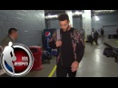 Stephen Curry arrives for Warriors-Rockets matchup | NBA on ESPN