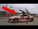 FLIPPING OVER SUPERCAR *GONE VERY WRONG*