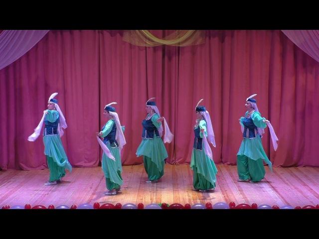 Мувашахат. Группа Сапфир студии восточного танца