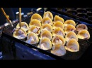 Bangkok Street Food TAKOYAKI Japanese Octopus Balls Thailand