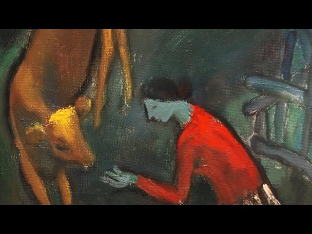 Открытие выставки Марины Бусалаевой | Пасторали