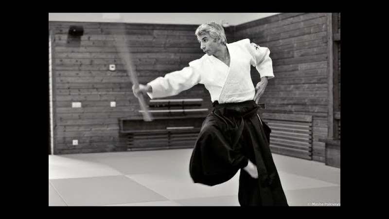 Aikido Kokyu nage Bruno Gonzalez budapest mai 2017 part 1 2