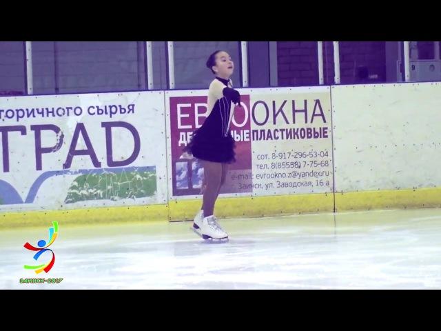 Карина Семенова (Заинск) 2 сп КП