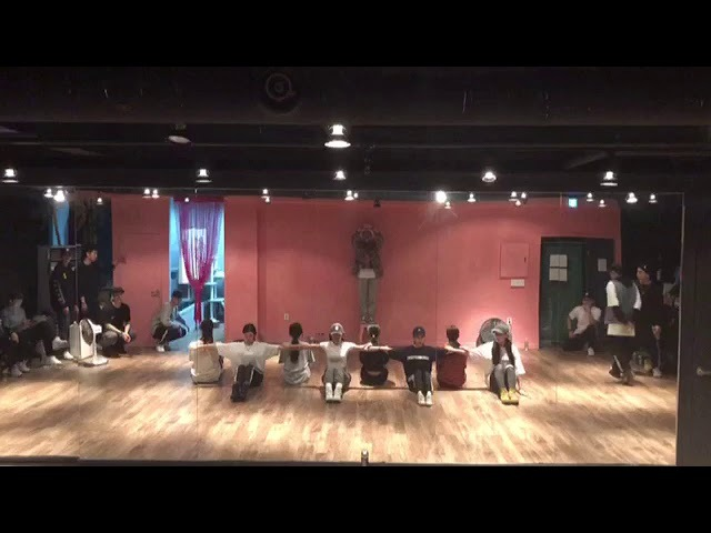 [Jay Park - Forget about tomorrow] MV practice video