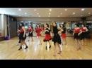 Ain't Funny Line Dance High Beginner mBah Wir Maya Sofia Rika Djamhari Yogyakarta