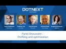 Panel Discussion Profiling and optimization